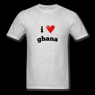 I Love Ghana