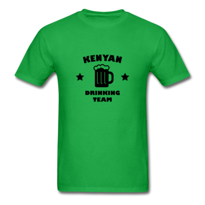 Kenyan Drinking Team
