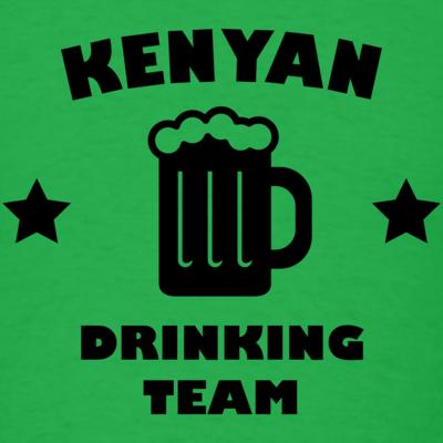 Kenyan Drinking Team