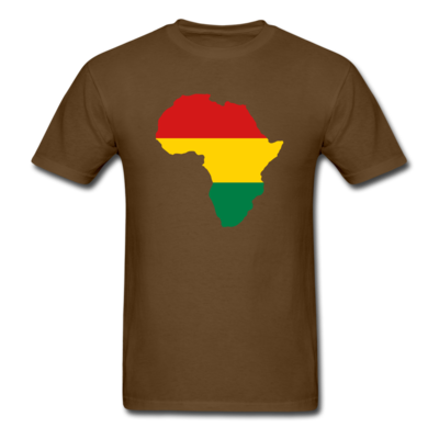 Africa - Red, Gold, Green